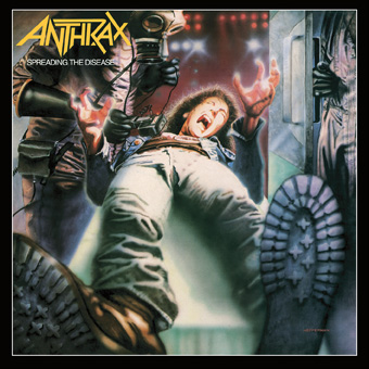ANTHRAX  Spreading The Disease Artwork_lo