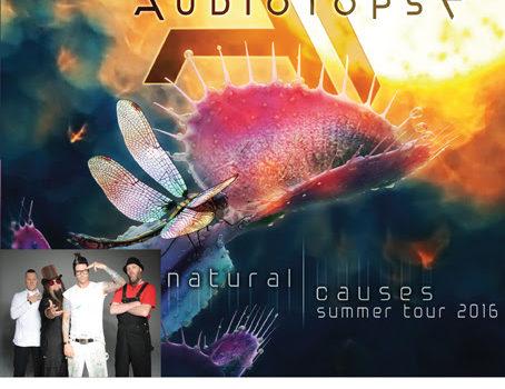 Audio tour poster