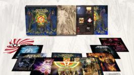 New Anthrax 7″ Vinyl Box Set