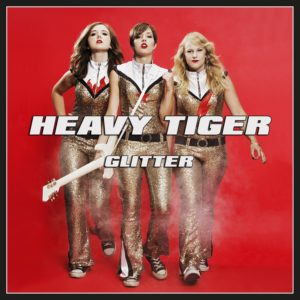 Heavy Tiger - Glitter - Artwork