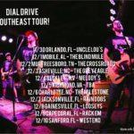 Dial Drive and Problem Addicts Announce Tour!!